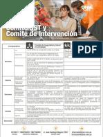 CSST VS COMITE DE ACOSO