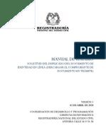 Manual de Usuario - Descargar Comprobante