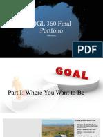 ogl 360 final portfolio - klumb