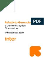 Relato´rio Gerencial e Demonstrac¸o_es Financeiras 2020