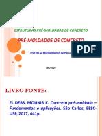Concreto Pre-moldado Fases Transitorias