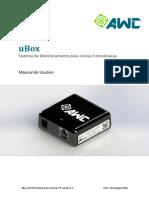 Manual do Usuário - uBox Datalogger - AWC