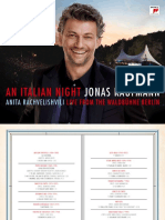 Jonas Kaufmann - An Italian Night