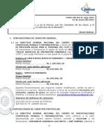 Orden del Día N°  012 de fecha 12-01-2021