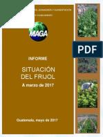 03 Informe Situación Del Frijol Negro Marzo 2017