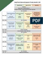 2020 IUP Current Agenda-1 Day-Nov2