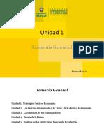 Introducción, Economía Gerencial d