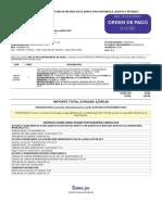 Orden Pago Certificado Digital Ago 18 - Ago 19