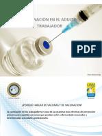 Vacunacion en el adulto