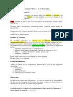 Resumen Computacion I primer parcial_2019