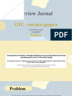 Daring Ayu Puji GTC retraksi gingiva