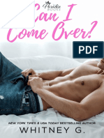 Can I Come Over - Whitney G