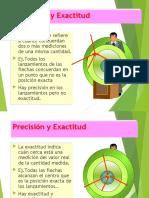 Técnicas de Laboratorio. Precisión y Exactitud