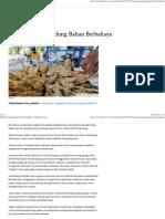 Makanan Mengandung Bahan Berbahaya - Tribunnews.com