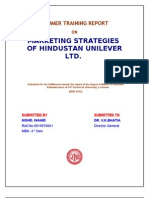 1152. MARKETING STRATEGIES OF HUL