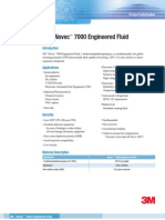data sheet HFE-7000 Prod Spec