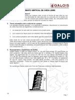 Movimiento Vertical de Caída Libre EF 2do - S6