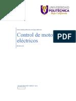 Control de Motores EléctricosAC