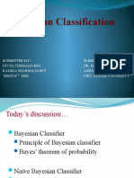 BayesianClassification