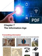 Chapter 7 the Information Age