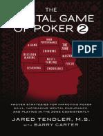 Jared Tendler -O Jogo Mental Do Poker 2