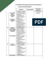 Cerinte pentru lucrul individual MK inovational ZI