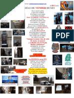 Días de Vender Humo Viandantes Burgos 26