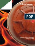 Catálogo ANALÓGICO Advantronic