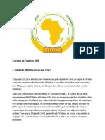 undp-sn-Agenda 2063_FAQ_FR