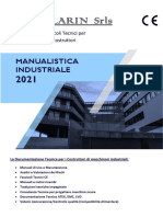 BALLARIN ENGINEERING - Brochure Manualistica Industriale 2021