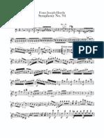 IMSLP52184-PMLP34746-Haydn-Sym094.Violin1