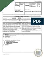 ME00.22.IS009 Rev00 Etiquetamento e Bloqueio de Energia