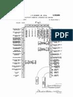 ENIAC Patent US3120606