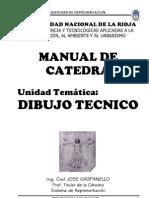 DIBUJO TECNICO-SISTEMAS DE REPRESENTACION
