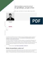 Comunicación y Técnicas de Estudio para el Aprendizaje (CTEA)