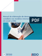 Manual Demons Contabeis US GAAP IFRS