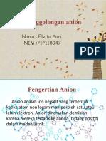 elvita sari_F1F118047_analisis anion