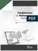 01 Livro - Fundamentos da Matematica Elementar I