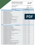 Estrutura Engenharia de Produção no site UFAM