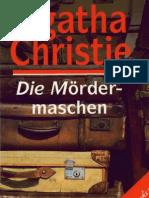 _Christie_Agatha - Mördermaschen