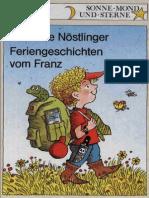 _Christine Nöstlinger - Feriengeschichten vom Franz