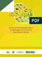 PP-Elaboração de Planos de Assistência Social