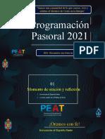 Fase 1 - Programación Pastoral