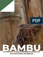 Livro Bambu Caminhos Para o Desenvolvimento Sustentável
