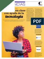 Aprender en clase con ayuda de la tecnología