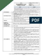 29 REQUERIMIENTO Y USO CORRECTO DE EPP