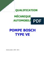 Pompe Rotative Bosch Ve