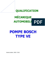 Pompe Rotative Bosch Ve