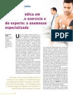 Physikos_2010_Consulta médica em medicina do exercício e do esporte a anamnese especializada
