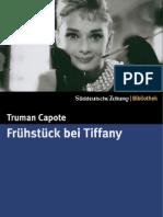 Capote, Truman - Frühstück bei Tiffany